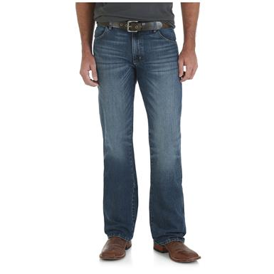 Wrangler Men's Retro Slim Fit Bootcut Jeans, Scottsdale, Scottsdale
