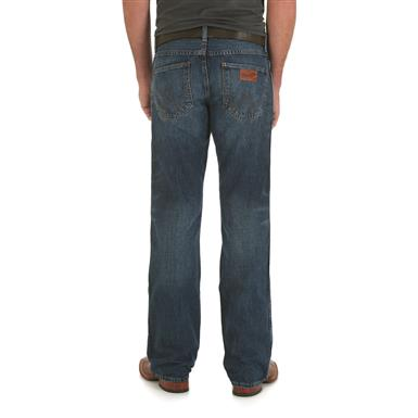 Wrangler Retro Slim Fit Boot Cut Jeans, Scottsdale