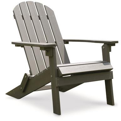 CASTLECREEK Folding Resin Adirondack Chair