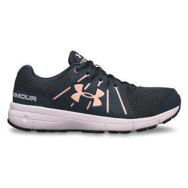 Under Armour Women's Dash RN 2 Running Shoes, True Ink