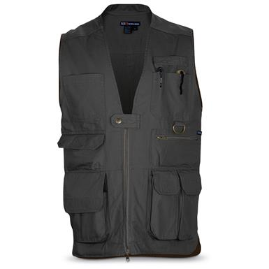 5.11 Men's Tactical Vest, Black