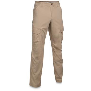 Under Armour Men's Fish Hunter Cargo Pants, Desert Sand
