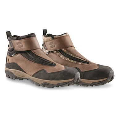 Guide Gear Men's Shadow Ridge Waterproof Zip Up Hunting Boots