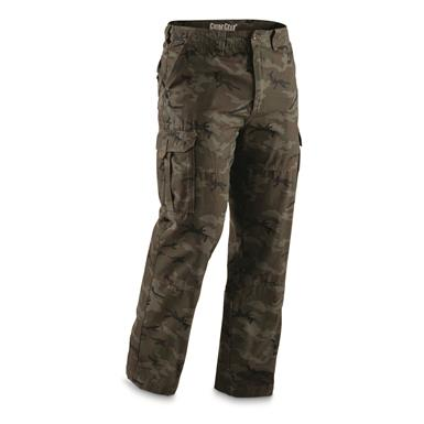 Shown in Woodland Camo, Woodland Camo