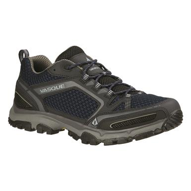Vasque Men's Inhaler II Low Hiking Shoes, Vibram, Anthracite