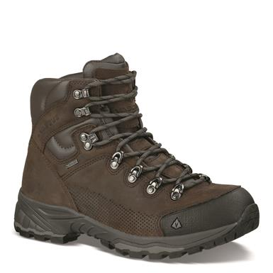 Vasque Men's St. Elias GTX Waterproof Hiking Boots, Slate