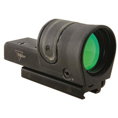 Trijicon 42mm Reflex 4.5 MOA Green Dot Reticle with TA51 Flattop Mount