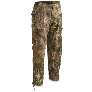 Guide Gear Men's 6-Pocket Hunting Pants, Mossy Oak Country Camo, Mossy Oak Break-Up¿¿ COUNTRY¿¿¿