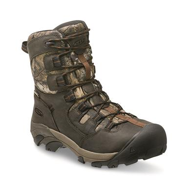 "KEEN Utility Men's Detroit 8"" Waterproof Work Boots"