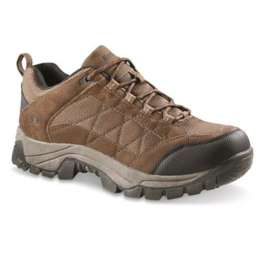 Northside Men's Weston Low Hiking Shoes, Bark