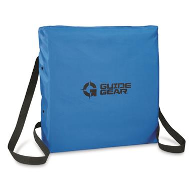 Guide Gear Blue Floatable Boat Cushion