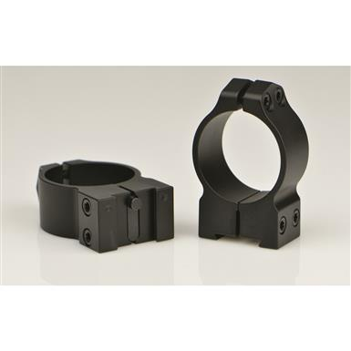 Warne 14TM 30mm Tikka Fixed Medium Rings, Matte