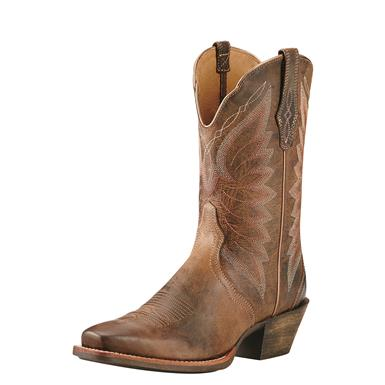Ariat Women's Autry Western Boots, Woodsmoke