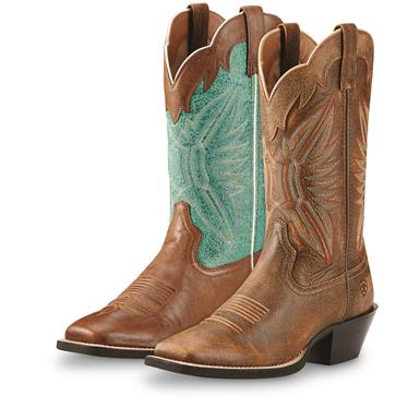 Ariat Women's Roundup Outfitter Western Boots