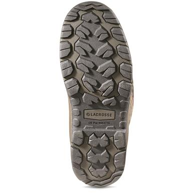 Premium rubber outsole, Mossy Oak Break-up Country