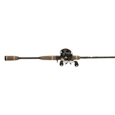 Fenwick Pflueger Golden Wing Low Profile 7 foot Baitcasting Rod & Reel Combo
