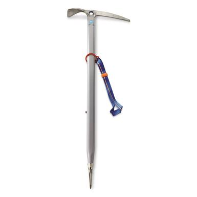 "Italian Military Surplus 30"" Mountaineering Ice Axe, New"