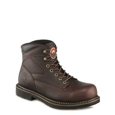 "Irish Setter Men's Farmington 6"" Steel Toe Work Boots"