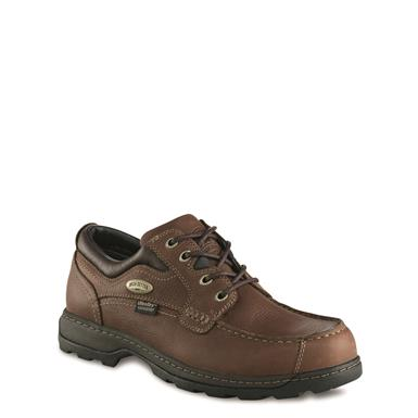 Irish Setter Men's Soft Paw Waterproof Oxford Shoes