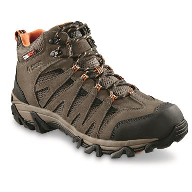 Guide Gear Men's Crosby Waterproof Mid Hiking Boots