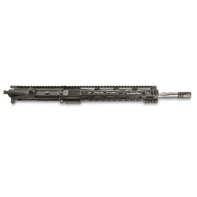 "CBC .223 Wylde AR-15 Upper Receiver Less BCG and Charging Handle, 16"" Stainless Barrel"