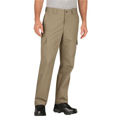 Dickies Men's Stretch Ripstop Tactical Pant, Desert Sand
