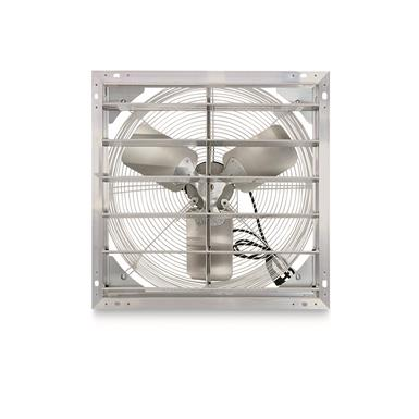 "Hessaire 20"" Shutter Exhaust Fan"