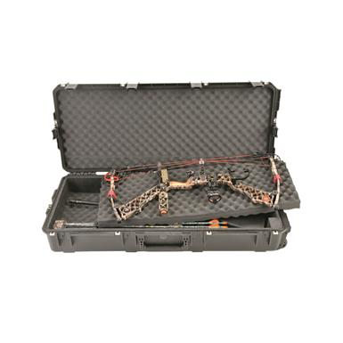 SKB iSeries 4217 Double Bow/Short Rifle Case