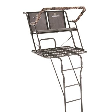 Bolderton 17' Deluxe Two-Man Ladder Stand