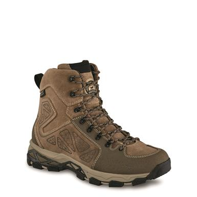 "Irish Setter Ravine 7"" Men's Waterproof Leather Hunting Boots, Tan"