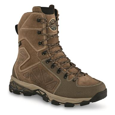 "Irish Setter Ravine 9"" Men's Waterproof Insulated Hunting Boots, 400 Gram, Tan"
