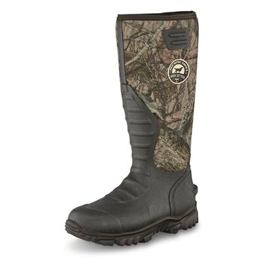 Irish Setter Rutmaster 2.0 Lite Men's Neoprene/Rubber Hunting Boots, Mossy Oak Break-Up Country
