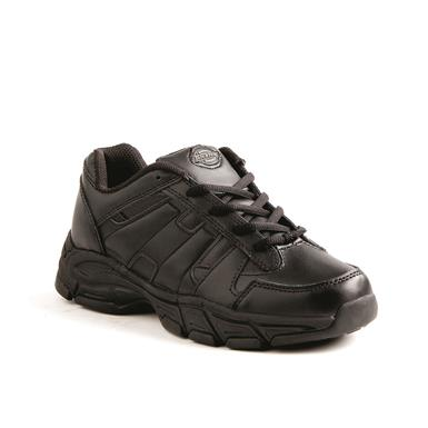 Dickies Men's Athletic Lace Work Shoes, Black