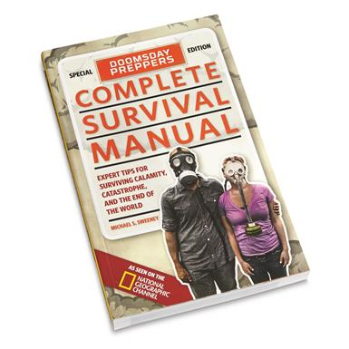 National Geographic Complete Survival Manual (Doomsday Preppers)
