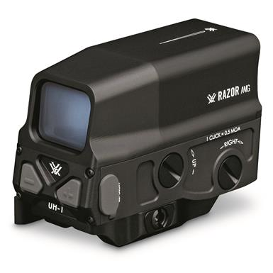 Vortex Razor AMG UH-1 Holographic Sight, 1 MOA Dot Reticle
