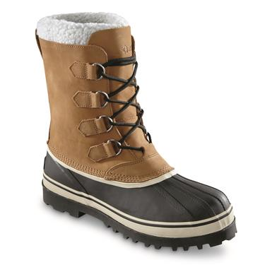 Guide Gear Men's Nisswa Waterproof Winter Boots, Tan