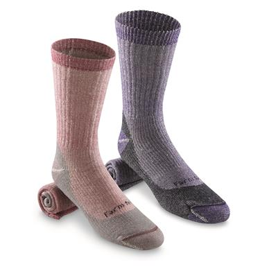 Farm to Feet Women's Boulder Medium Weight Socks