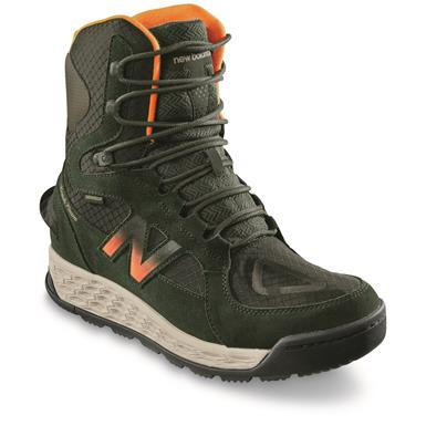 New Balance Men's Fresh Foam 1000 Winter Boots, Dark Green