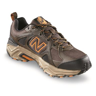 New Balance Men's MT481 Trail Shoes, Camo, Outdoor