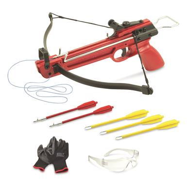 BOLT Crossbows The Angler Fishing Crossbow, 28 lb. draw weight