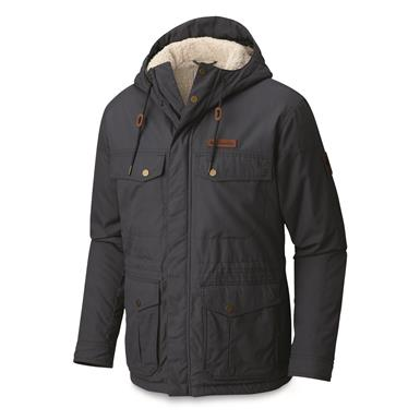 Columbia Men's Maguire Place II Insulated Jacket, Mystery