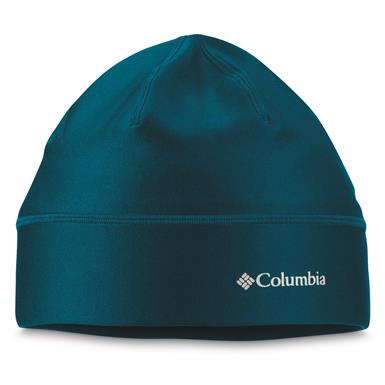 Columbia Men's Trail Summit Beanie Hat, Phoenix Blue