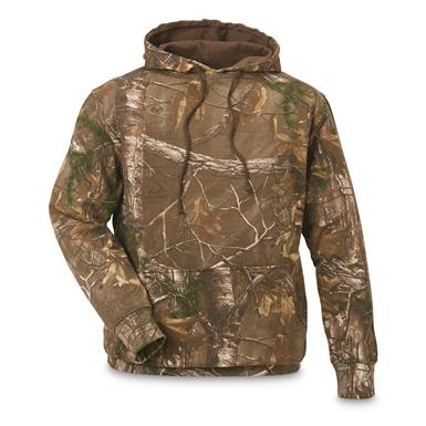 Guide Gear Camo Hoodie, Realtree Xtra