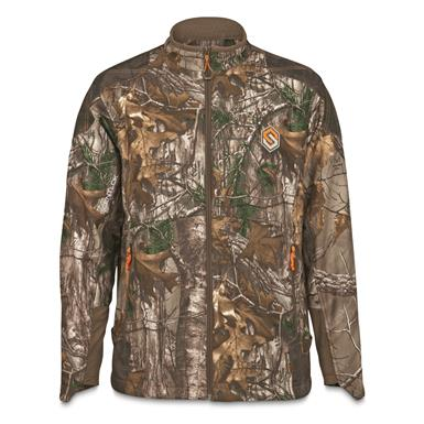 ScentLok Men's Full Season TAKTIX Hunting Jacket, Realtree Xtra