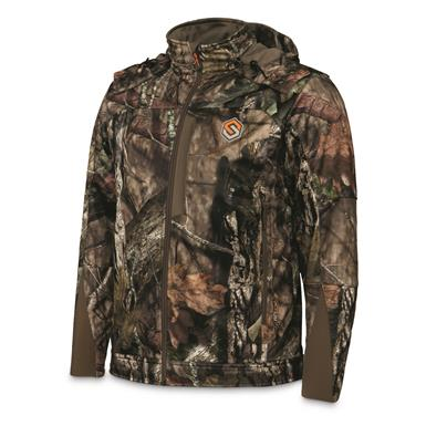 ScentLok Men's Helix Jacket, Mossy Oak Country, Mossy Oak Break-Up¿¿ COUNTRY¿¿¿