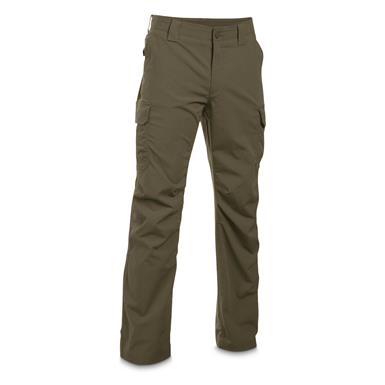 Under Armour Men's Tac Patrol Pants, Mod Green