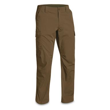 Under Armour Men's Tac Patrol Pants, Coyote