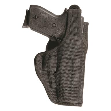 U.S. Military Surplus Bianchi Defender Sig Sauer Belt Holster, New