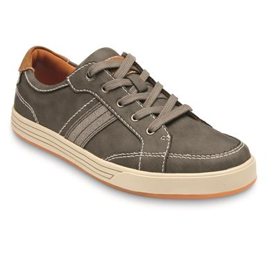 Streetcars Men's Carmel Lace Up Shoes, Gray