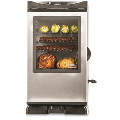 "Masterbuilt Sportsman Elite 30"" Digital Electric Smoker"